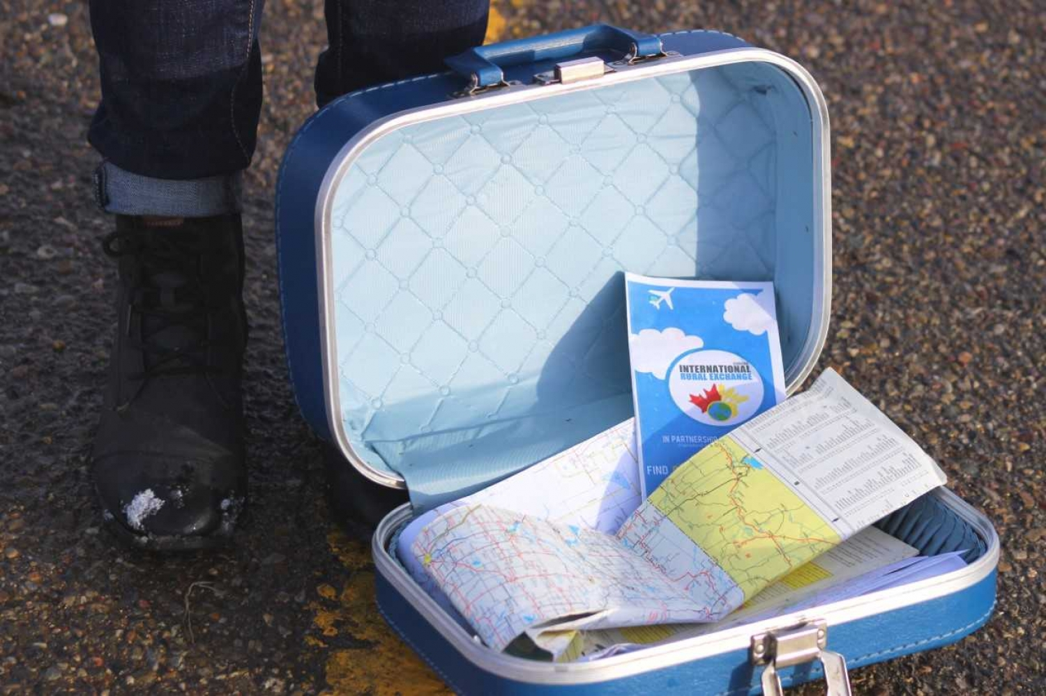 5 Things Every Trainee should have in their Suitcase
